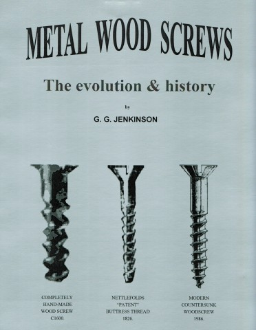Metal Wood Screws - G.G. Jenkinson