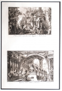 Piranesi Lithograph No 1