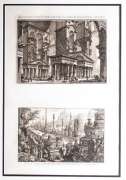 Piranesi Lithograph No 2