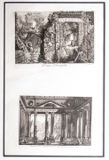 Piranesi Lithograph No 3