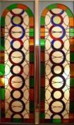 St. Michael's Church, Clare leadlight windows