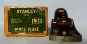 Stanley block plane  #130